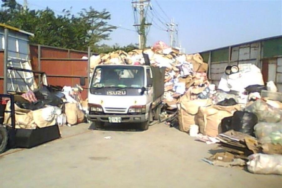 廢棄物垃圾清運案例