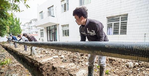 土污處理過程